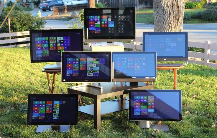 The best all-in-one PC: we review the new touchscreen Windows 8 desktops http://vrge.co/ZUAYUw