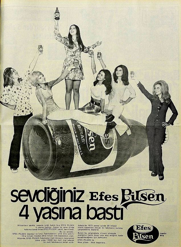Efes Pilsen - 1973