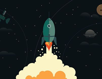 "Check out new work on my @Behance portfolio: ""rocket vector shape"" http://be.net/gallery/54595513/rocket-vector-shape"