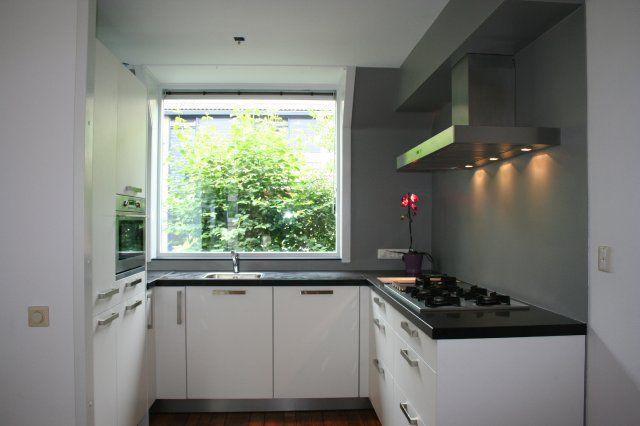 Stijlvol voor in een kleine keuken