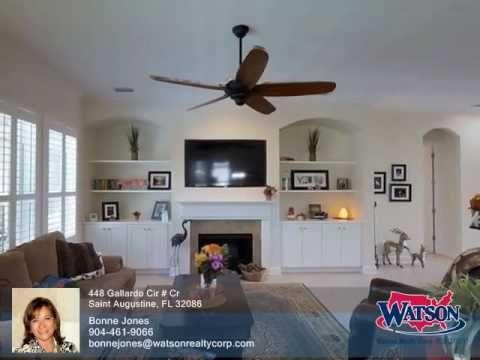 Homes for Sale - 448 Gallardo Cir # Cr Saint Augustine FL 32086 - Bonne Jones - http://jacksonvilleflrealestate.co/jax/homes-for-sale-448-gallardo-cir-cr-saint-augustine-fl-32086-bonne-jones-2/