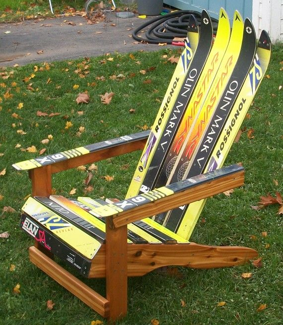 The 11 best images about snow ski adirondack chair – Adirondack Ski Chairs