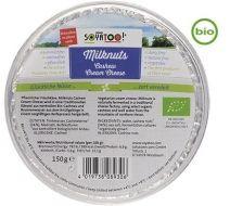 Soyatoo! Cashew Cream Cheese zonder soja BIO 150g - Veggiedeli, vleesvervangers en meer. 100% plantaardig!
