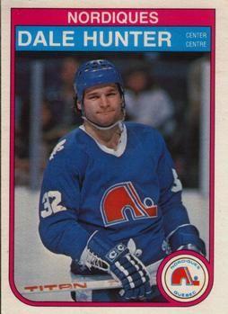 Dale Robert Hunter (né le 31 juillet 1960 à Petrolia en Ontario au Canada) est un joueur de hockey sur glace professionnel devenu entraîneur. Il évolua dans la LNH avec les Nordiques de Québec les Capitals de Washington et l'Avalanche du Colorado.