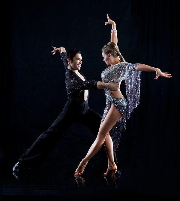 International Latin / American Rhythm #Ballroom #Dancing