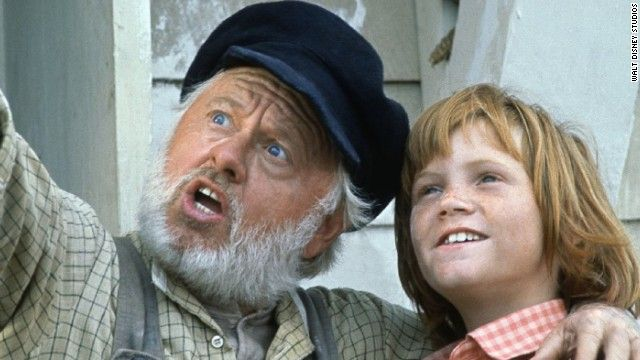 """Rooney appeared in 1977's """"Pete's Dragon"""" with Sean Marshall."""
