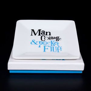 awesome Man Coin Tray Gift Ideas for Him, Dad, Grandad for Christmas & Stocking Filler