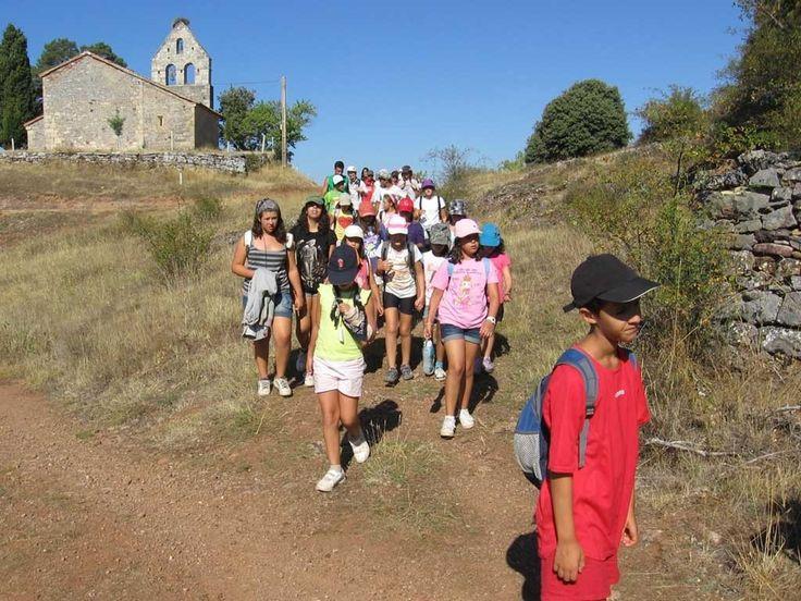 Galería de fotos » Excursiones - Fósiles LLama de Colle (2) | GMR summercamps