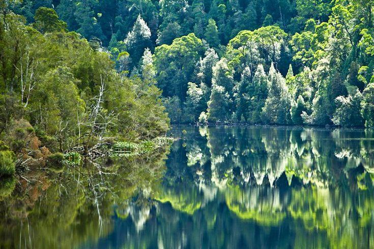 Gordon River, Tasmania