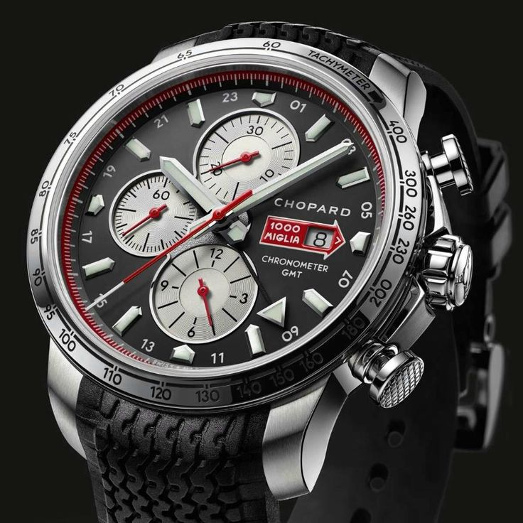 Chopard - Mille Miglia 2013 Chronograph