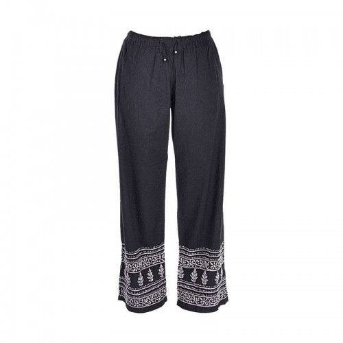 LONG TROUSERS IN BLACK COLOR SMALL (100% COTTON)