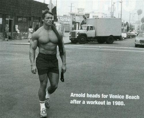 arnold | always the goal
