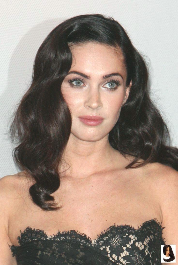 #Haar #Lang #Schwarzes Fuchshaar #Stil #Wellig #Möglichkeiten 19 lange, gewellte Haare zu stylen …