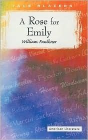 """""""A Rose for Emily"""" by William Faulkner on goodreads.com."""