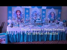 Decoración Fiesta infantil, torta, Peppa, Frozen, Minnie, Mickey / Lima, Telf. 5741436- 944937319 - YouTube