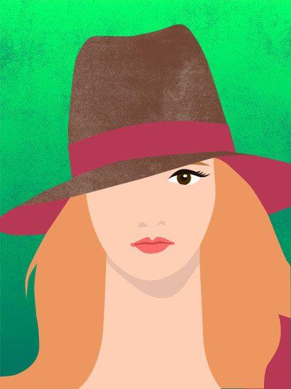 Hut steht dir gut! In unserem Style Guide sagen wir dir, welche Kopfbedeckung am besten zu deiner Gesichtsform passt.
