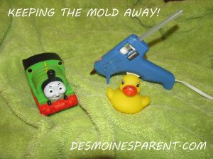 Keep Mold Out of Kids Bath Toys and keep them clean!