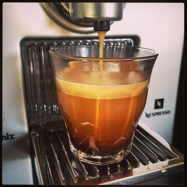 Tijd voor koffie!!! Tegen de #jetlag...
