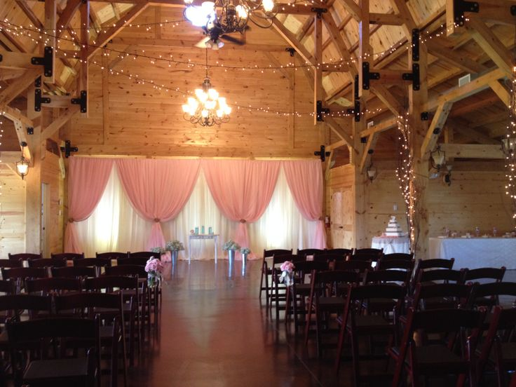 Country Chic wedding backdrop & 45 best Canopy Creek Farm images on Pinterest | Canopy Backdrops ...
