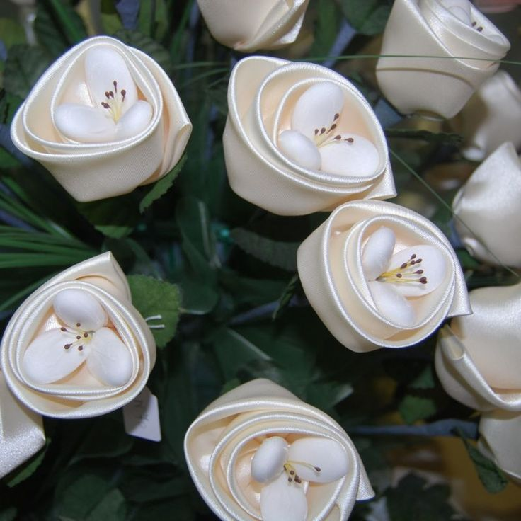 Rosa Rose Confetti Flower