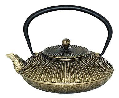 Teiera in ghisa con filtro interno Japan Tea oro - 1150 ml € 65,00