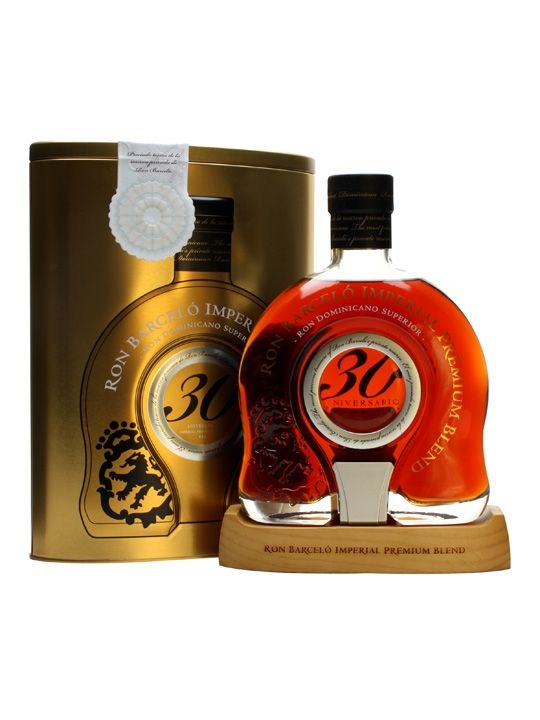 Barcelo Imperial 30 Anniversario Rum : The Whisky Exchange