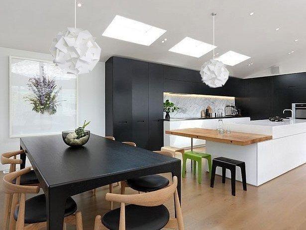 20+ Deco cuisine noir blanc gris ideas in 2021