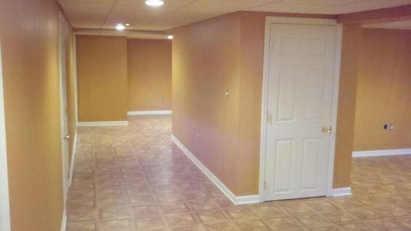 Finished Basements Plus Photo Set - Wixom, Michigan Clean Basement Design