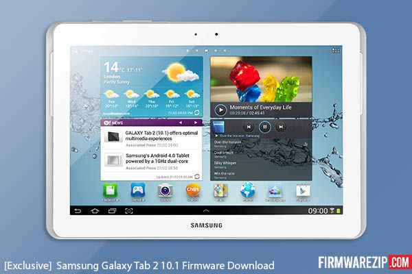Exclusive Samsung Galaxy Tab 2 10 1 Firmware Download