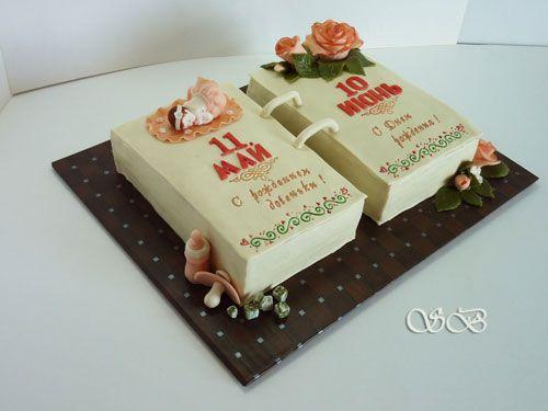 торт для мамы и сына - Поиск в Google