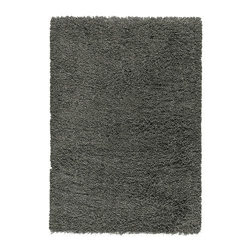 GÅSER Rug, high pile IKEA The high pile dampens sound and provides a soft surface to walk on. 5'7x7'10 $199