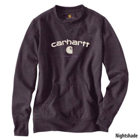 Carhartt Womens Burket Sweatshirt-758403 - Gander Mountain