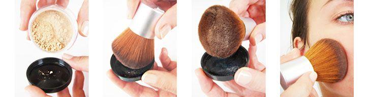 Neve Cosmetics - Fondotinta Minerale: istruzioni per l'uso!