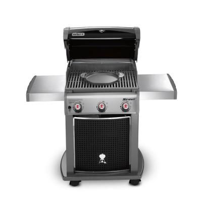 Weber Spirit E-310 3-Burner Propane Gas Grill (Featuring the Gourmet BBQ System)-46513101 at The Home Depot