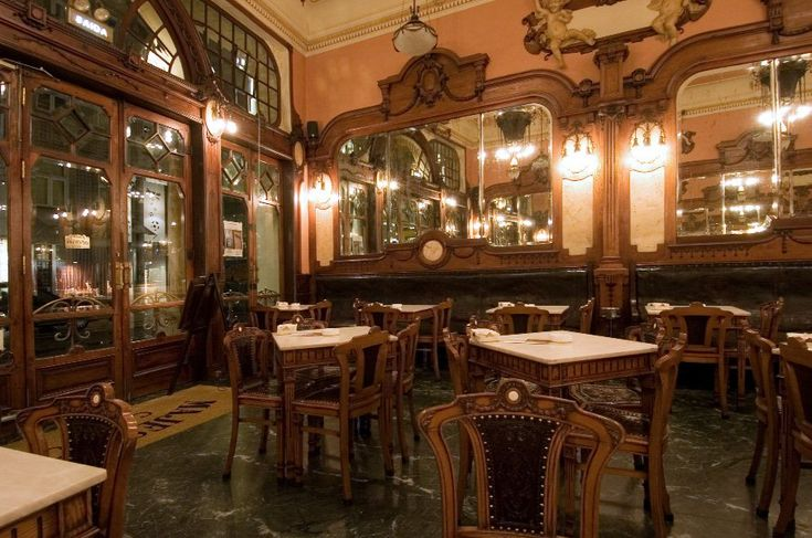 "The Majestic Cafe, Oporto, Portugal. ""The most beautiful cafe in Portugal"""