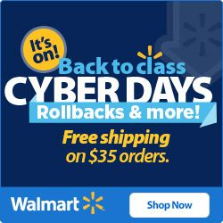 Back to Class Cyber Days are Here at Walmart - http://www.pinchingyourpennies.com/back-to-class-cyber-days-are-here-at-walmart/ #Backtoschool, #Walmart