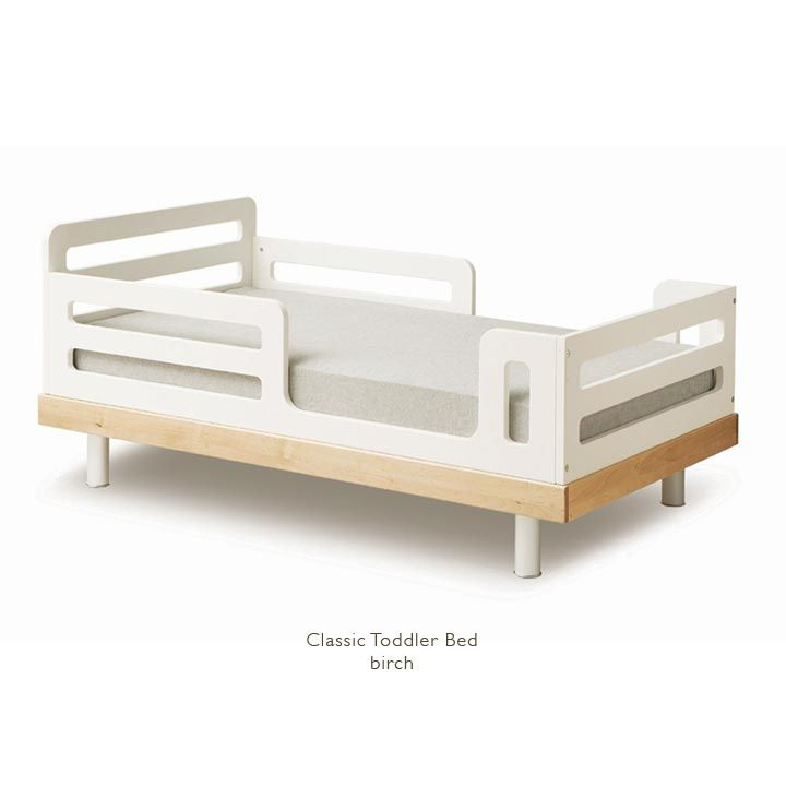 Oeuf Classic Toddler Bed #pinparty