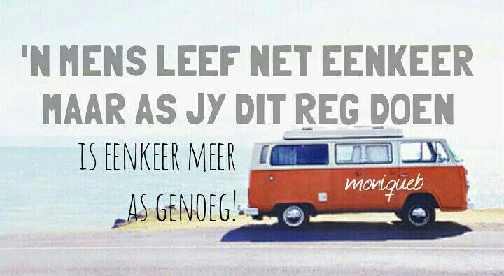 Afrikaans quote