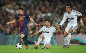 Messi The unstoppable............>>>>>>