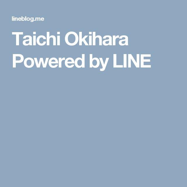 Taichi Okihara Powered by LINE