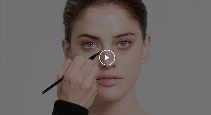 Secret to Perfect Skin: Bobbi Brown makeup artist(lots of different tutorials on their website)
