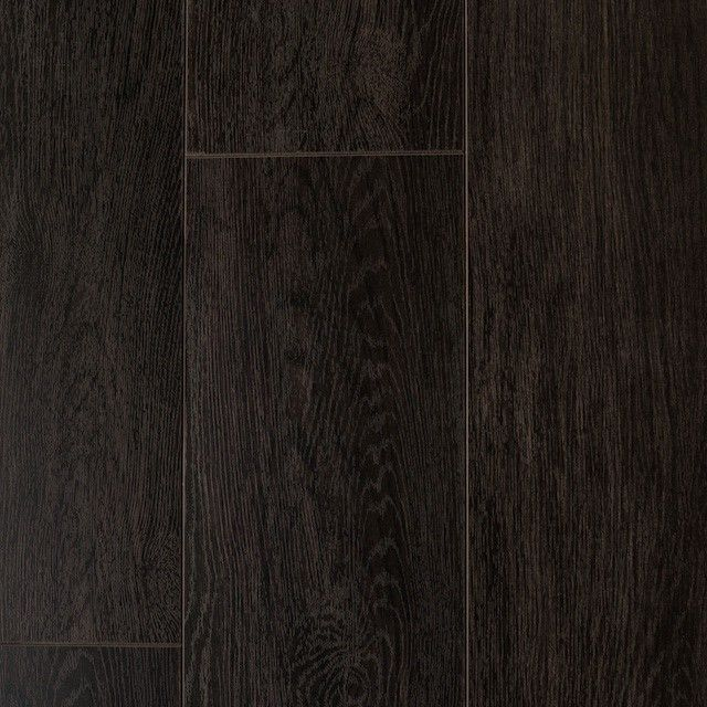 Dark wood laminate flooring bedroom brown colors for Black hardwood flooring