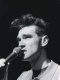 The Smiths  Manchester Band Lead Singer Morrissey  March 1984