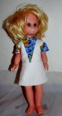 Stará panenka NDR - 70.léta | Panenky | OLD Toys s.r.o.