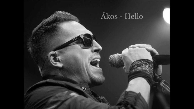 Ákos - Hello (40+)