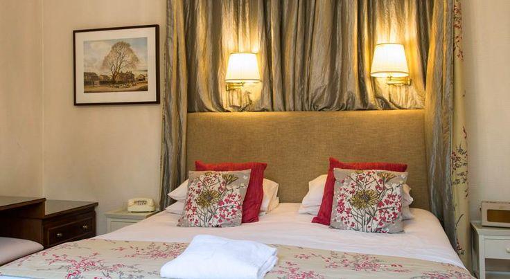 Ascot House Hotel, Harrogate, English Riviera, UK