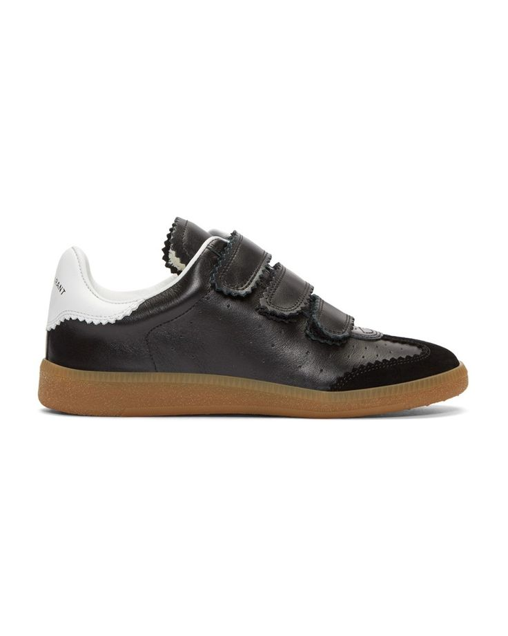 Isabel Marant Beth Sneakers Black - Isabel Marant #isabelmarant #shoes #sneakers #women #womenfashion #newyear #fashion #gifts