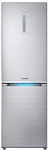 "#Samsung Appliance RB12J8896S4 24"" Euro Chef Bottom Freezer Refrigerator with 12 cu. ft. Capacity, Chef Mode, Chef Zone, Chef Pan, Door Alarm, Wine Rack and Twin..."