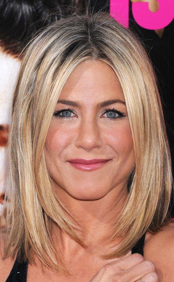 Trucos para reinventar un long bob: el corte de pelo de Jennifer Aniston