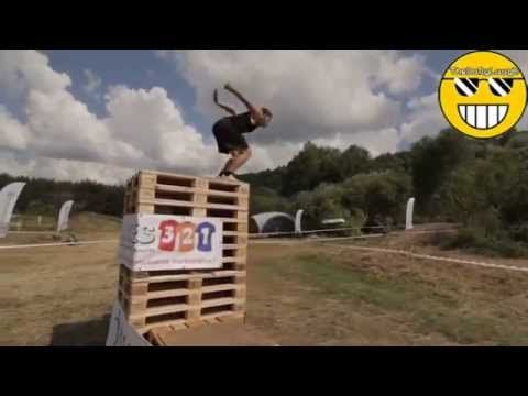 Parkour Fails Video - Ultimate Fail Compilation 2015.Until you're a professional jumper, you'll feature on our parkour fail video compilation, and it is hilarious!